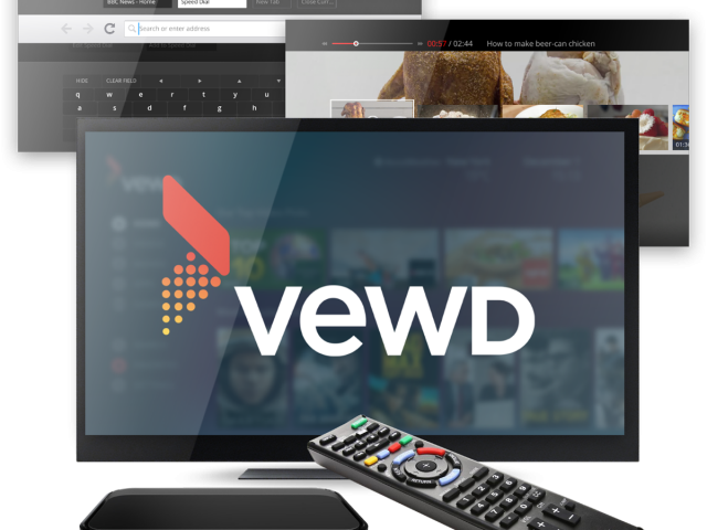 About VEWD